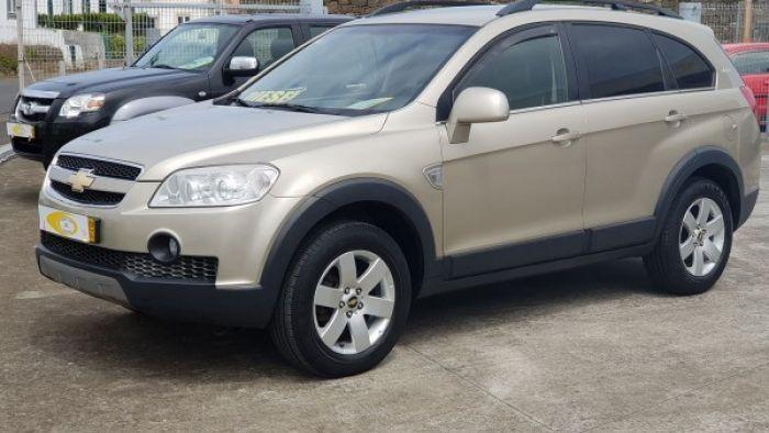 Chevrolet Captiva 2.0