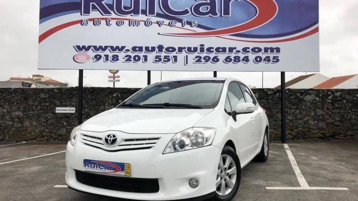 Toyota Auris 1.4 D4D Sport