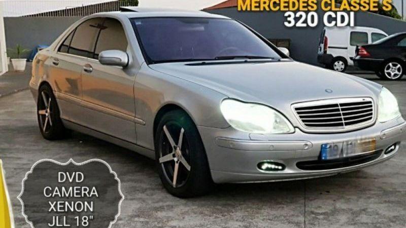 Mercedes-Benz Classe S 320 CDI