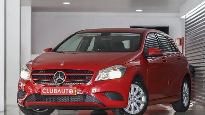 Mercedes-Benz Classe A 160 CDI BLUEEFFICIENCY